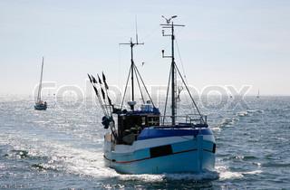 Billede af 'danmark, båd, fiskeri'