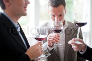 Billede af 'vinsmagning, glas vin, drikke'