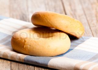 Bild von 'Frühstück essen, Frühstück, aufschließen'