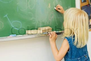 Image of 'school, girl, children'