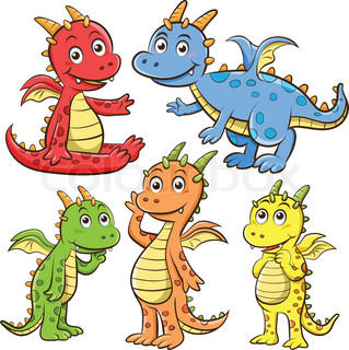 EXCLUSIVE - Actual Dragon Family Pictures Thumb_COLOURBOX10851292