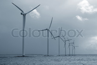Danish windmills