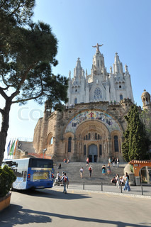 Image of 'barcelona, cathedral, church'