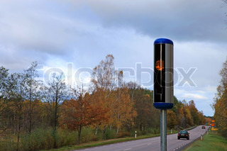 speed control in sweden