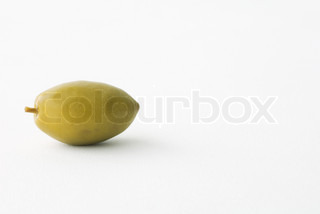 Image of 'delicious, olive, green'