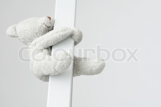 Image of 'monochromatic, teddybear, soft'