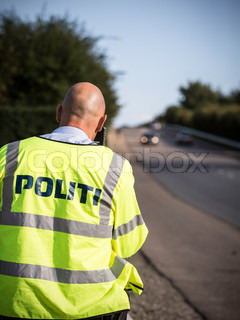 Image of 'police, speed, radar'