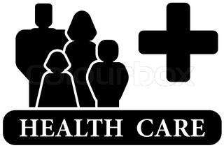 health care black icon