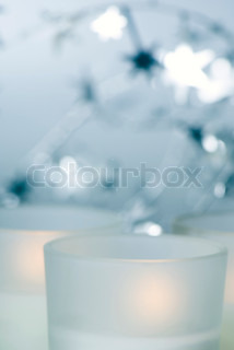 Christmas decoration - candles