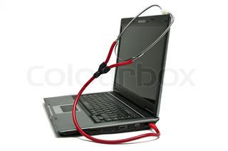 Laptop diagnostic