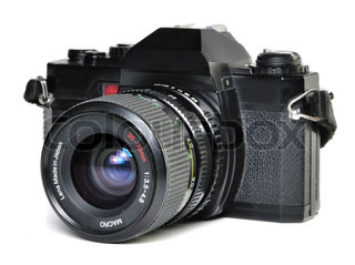 35 mm film SLR