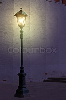 Antique street light & Antique Street Light | Stock Photo | Colourbox azcodes.com