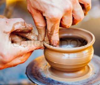 Potter And Clay Craft