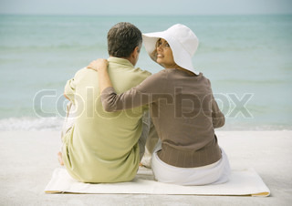 Image of 'couple, love, mature'