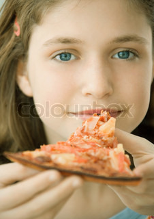 Image of 'food, child, junkfood'