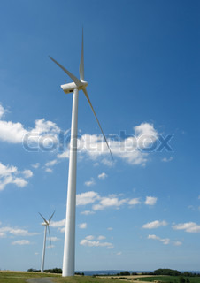 Image of 'windmill, countryside, countrysides'