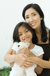 Image of 'stuffed toy, smiling, smiles'