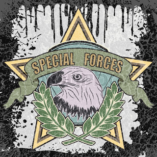Special forces symbol