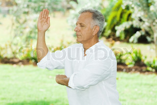 Image of 'yoga, man, person'