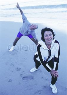 Bild von 'Bewegung, Senior, Frau'
