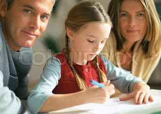 Billede af 'familier, familie, stue'