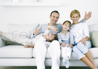 Image of 'home, family, comfort'