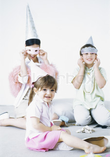 Image of 'party, kid, children'