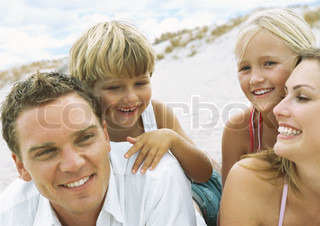 Image of 'families, summer, family'