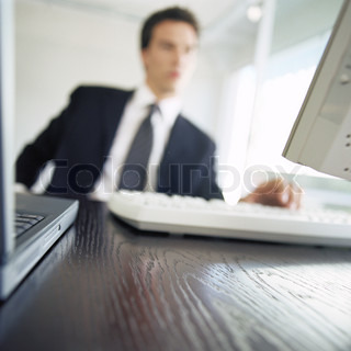Image of 'computer, it, man'