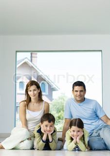 Image of 'indoor, families, glass window'
