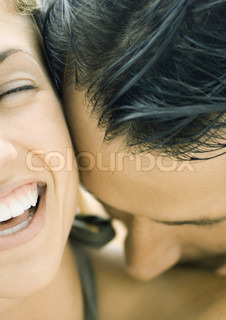 Image of 'couple, couples, kissing'