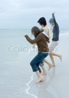 Image of 'group, dance, friendship'