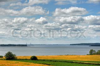 Billede af 'landskab, danmark, Landbrug'