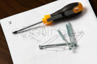 Image of 'manual, instruction, tool'