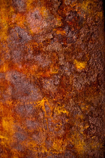 Image of 'rust, brown, patterns'