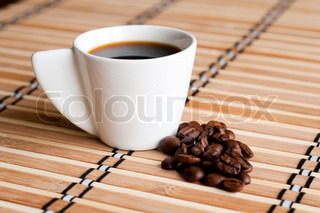 Billede af 'aroma, tæt, caffe'