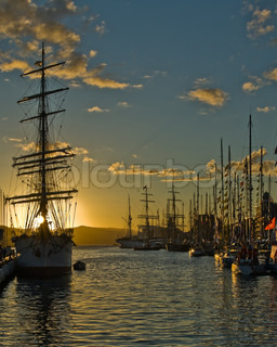 Image of 'bergen, sea, norway'