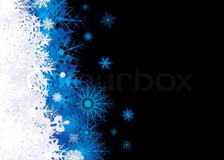 Vektor af 'snowflake, blizzard, krystal'