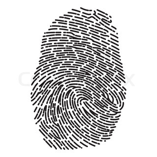 Dashed Line Fingerprint