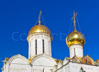 Trinity Sergius Lavra in Sergiev Posad - Russia