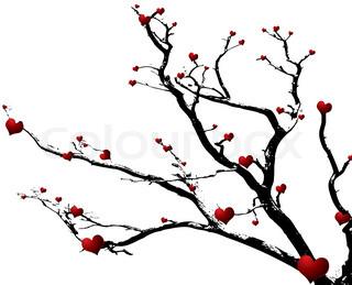 Vektor af 'grene, gren, træ'