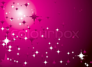 abstract magenta sky with a festive feel and ideal as a background