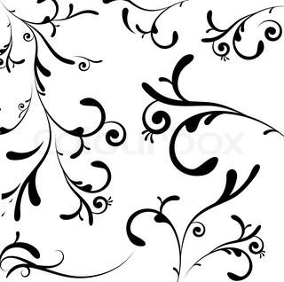 Vektor af 'mønstre, tegninger, mønster'