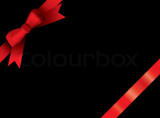 Gift wrapped valentines day gift or birthday present
