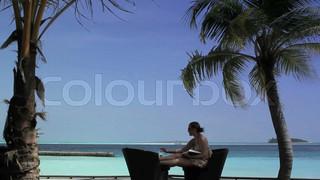 Videoer af 'bøger, blå himmel, maldiverne'