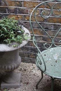 Billede af 'haven, havemøbler, stol'