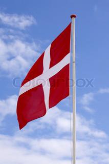 Dannebrog, Dansk-flag