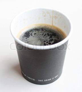 Billede af 'sort, koffein, drikke'