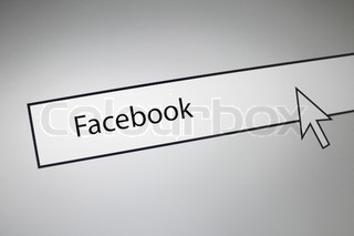 Curser on facebook