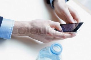Billede af 'flaske, mellemleder, beskeder'